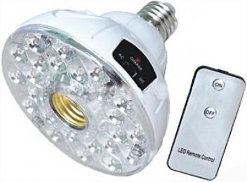 Акумуляторні лампи