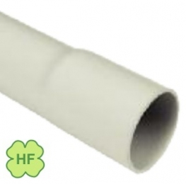 Труба жорстка з пластику