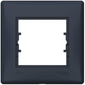 Schneider Sedna Рамка 1 пост IP44 Граф. SDN5810570